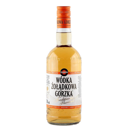 Zoladkowa Gorzka Traditional Vodka 36%vol. - Polnischer Wodka 500ml