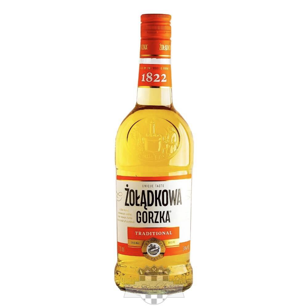 Wodka Zoladkowa Gorzka Traditional | Jetzt kaufen!, 10,39