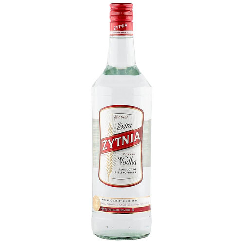 Zytnia Polish Vodka 40% vol. 1000ml.