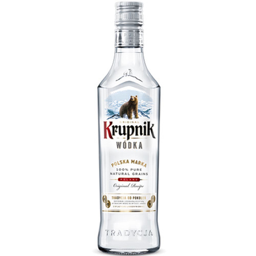 Krupnik Premium Wodka 40%vol. klarer Vodka 500ml