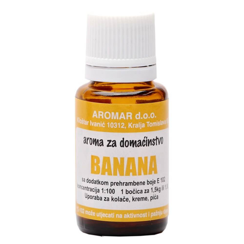 Backaroma Banane - Banana Aromar 15ml