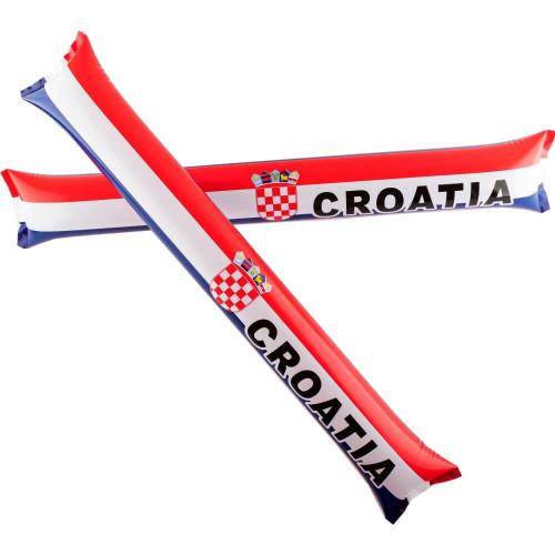 Schlüsselband Kroatien mit Karabiner Fan Artikel Croatia Hrvatska