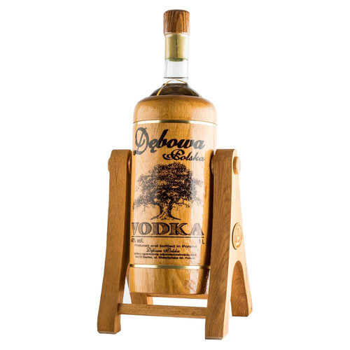 Debowa Wodka Eichenholz Schaukel Vodka 40% vol. 1000ml