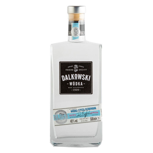 Dalkowski Wodka Kartoffelwodka 40%vol. 500ml