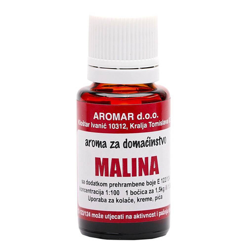 Backaroma Himbeere - Malina Aromar 15ml