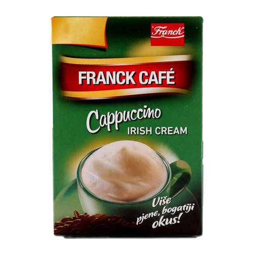 Franck Kaffee Cappuccino Irish Cream 200g