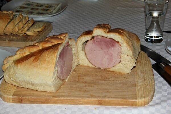 Recept Uskrsni Kruh sa Sunkom