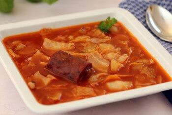 Recept za Grah sa Kupusom
