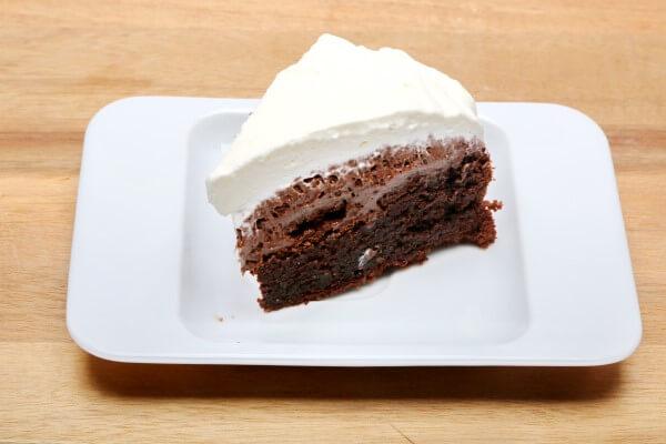 Rezept Schwarz-Weiße Torte