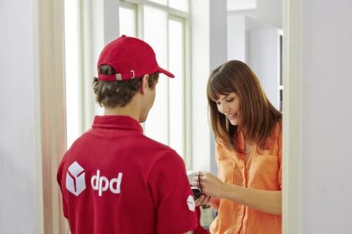 Schneller Versand mit DPD und samstags Zustellung