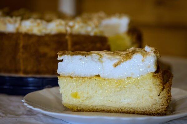 Backrezept für Goldtröpfchen Torte
