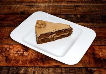 Walnuss Kaffee Torte Backrezept