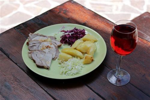 Kroatischer Schweinebraten Rezept