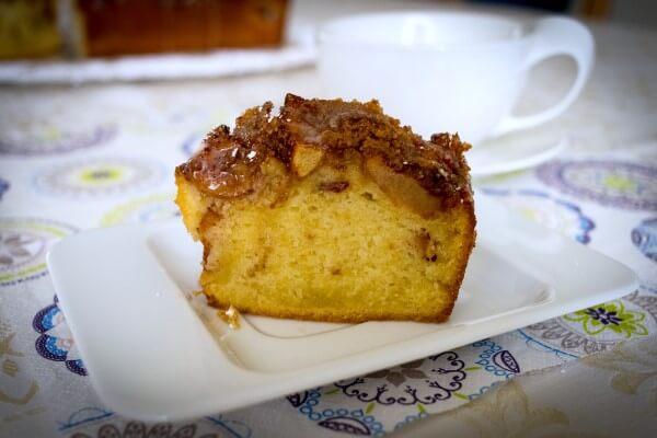 Rezept Omas Apfelkuchen mit Zimt