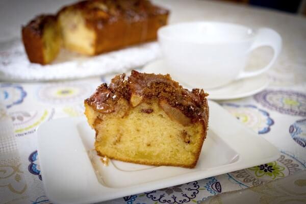 Recept bakin kolac od jabuka sa cimetom