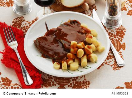 Rezept für Pasticada mit Njoki