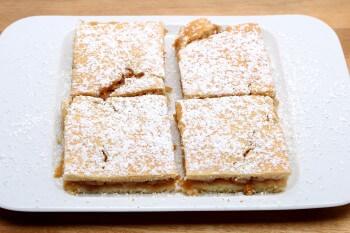 Rezept Pita od jabuka Apfelkuchen