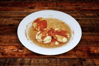 Recept za knedle od sira