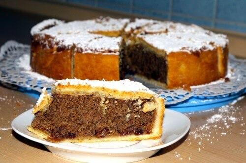Recept für Wallnußkuchen